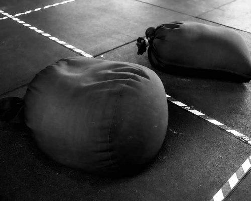 Corporate Underground Gym Arnhem